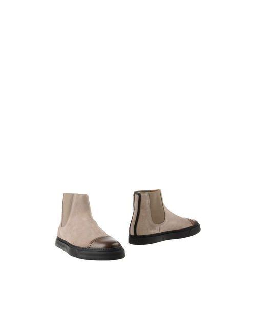 Marc Jacobs | Мужские Бежевые Полусапоги И Высокие Ботинки