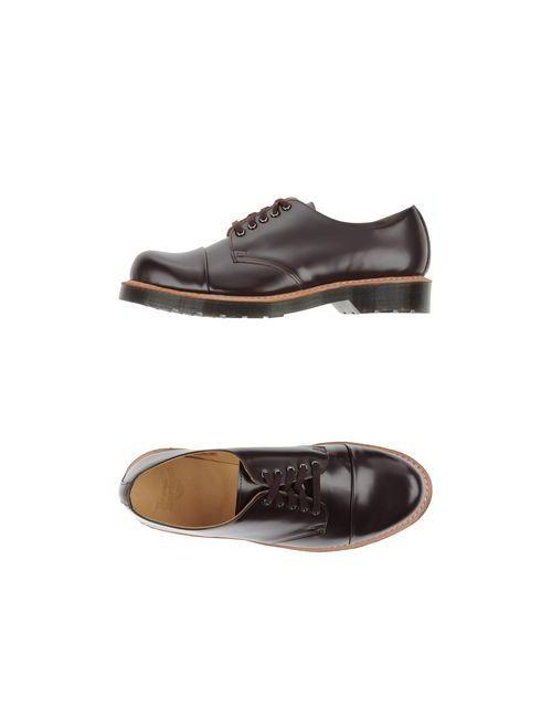 Dr. Martens | Мужская Черный Обувь На Шнурках
