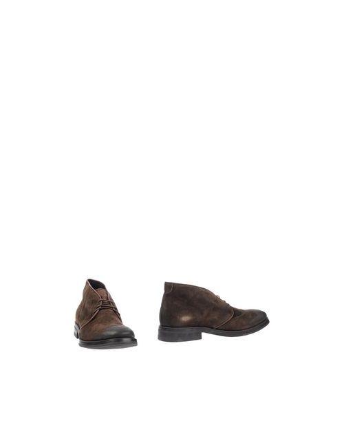 Boemos | Мужские Коричневые Полусапоги И Высокие Ботинки