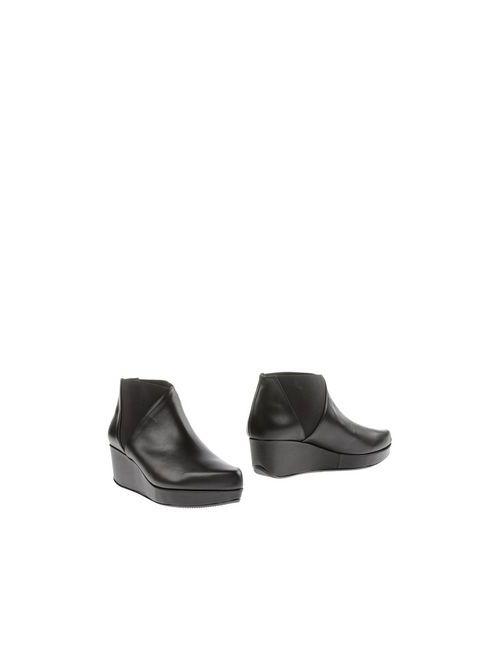 SLACK LONDON | Женские Чёрные Полусапоги И Высокие Ботинки