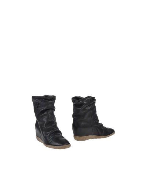 Lemaré | Женские Коричневые Полусапоги И Высокие Ботинки