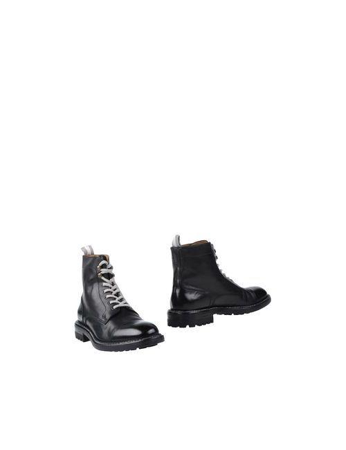 Doucal's | Мужские Чёрные Полусапоги И Высокие Ботинки