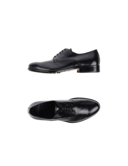 Doucal's | Мужская Черный Обувь На Шнурках