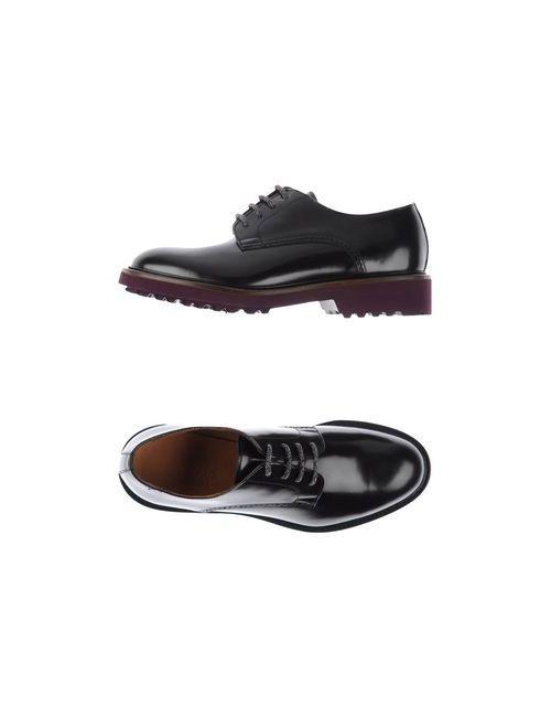 L'AUTRE DOUCAL'S | Женская Чёрная Обувь На Шнурках