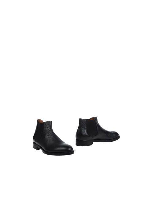 L'AUTRE DOUCAL'S | Женские Чёрные Полусапоги И Высокие Ботинки