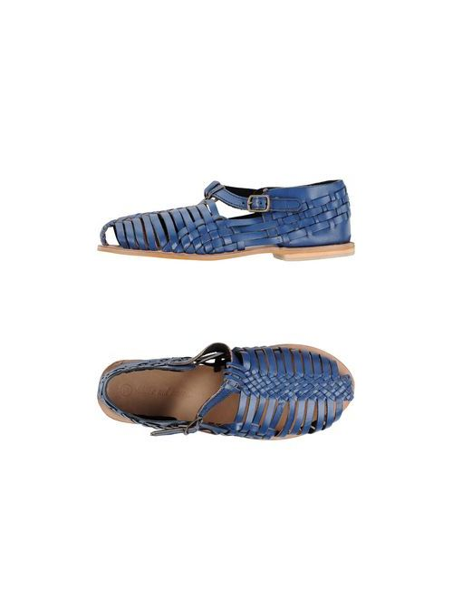 Shoes And More... | Женские Синие Сандалии