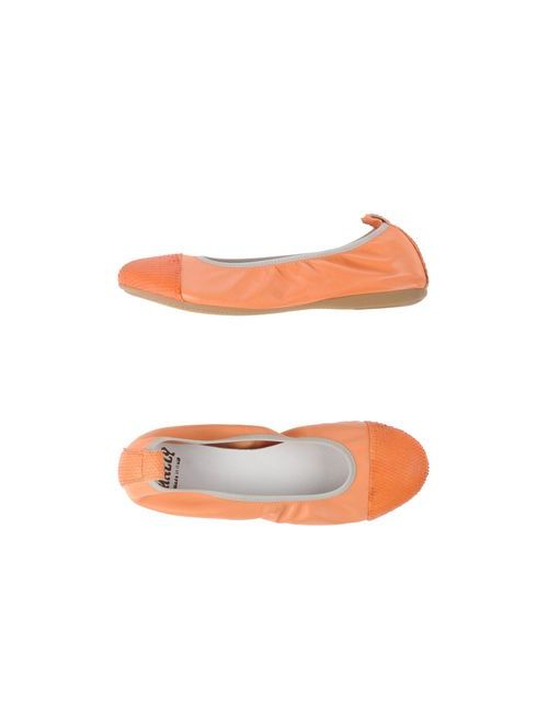Mally | Женские Оранжевые Балетки