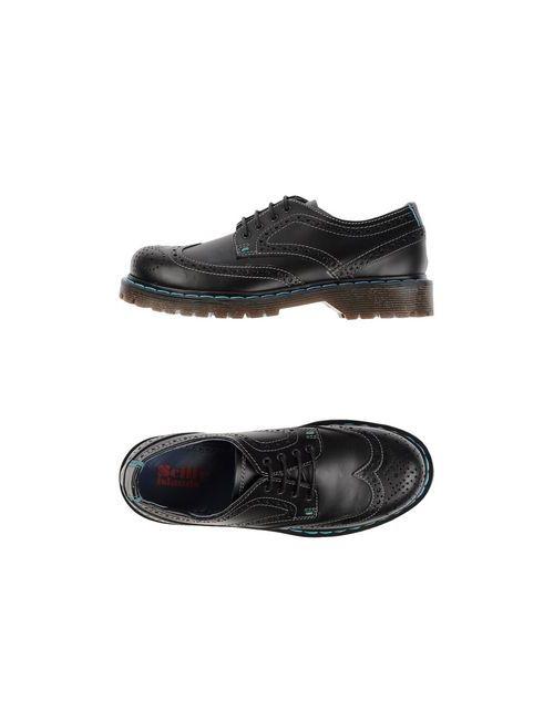 SCILLY ISLANDS | Женская Чёрная Обувь На Шнурках