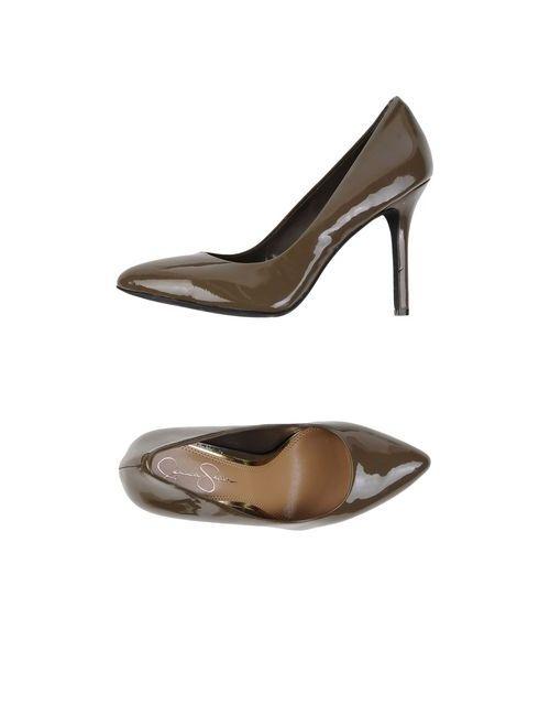 Jessica Simpson | Женские Зелёные Туфли