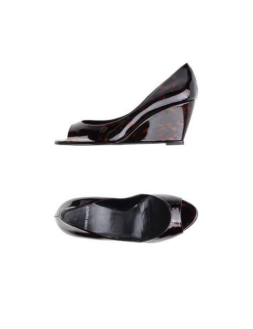Pierre Hardy | Женские Коричневые Туфли