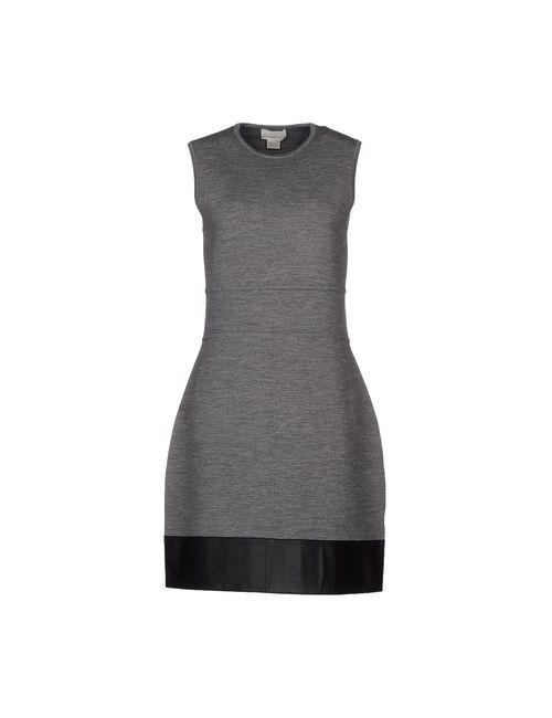 M.PATMOS | Женское Серое Короткое Платье