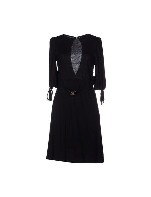 Celyn B. | Женское Чёрное Короткое Платье