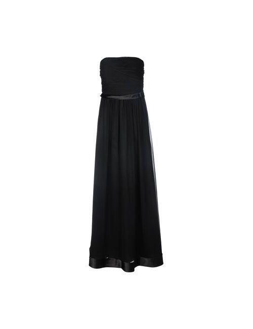 Blugirl Blumarine | Женское Черный Длинное Платье