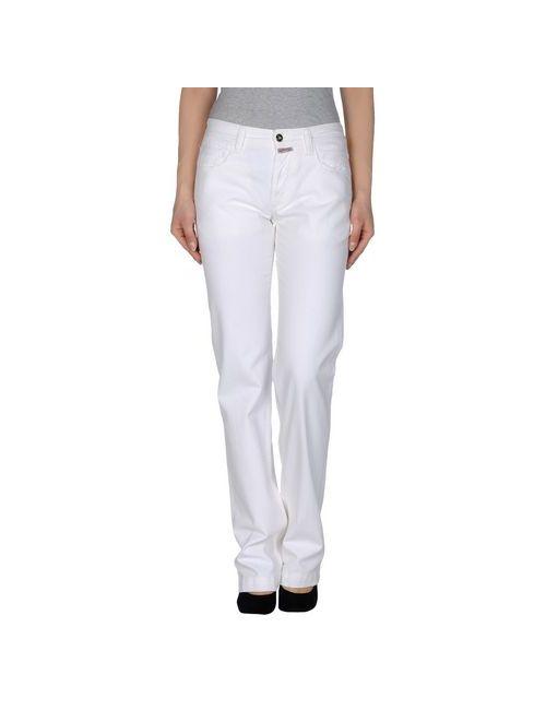 Dolce & Gabbana   Женские Белые Джинсовые Брюки