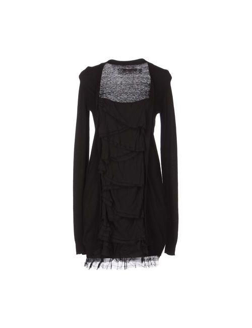 Patrizia Pepe Sera | Женское Чёрное Короткое Платье