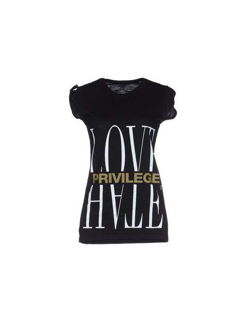 My T-Shirt | Женская Чёрная Футболка