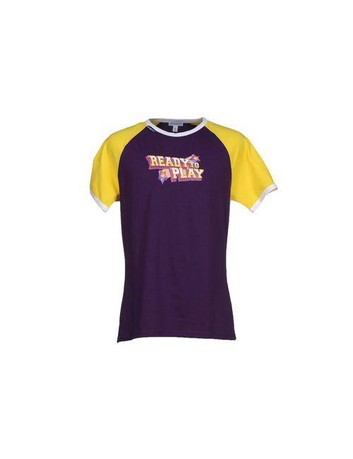 Frankie Morello Sexywear   Мужская Фиолетовая Футболка