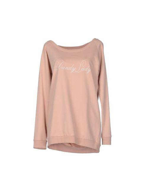 Le Volière | Женская Розовая Толстовка