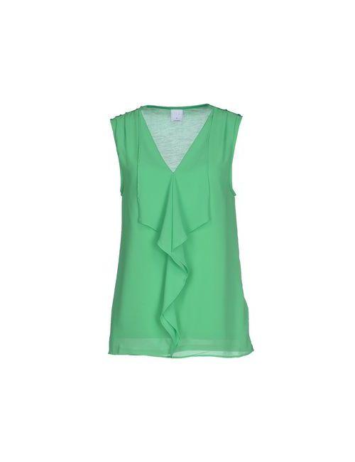 Vero Moda | Женский Зелёный Топ Без Рукавов