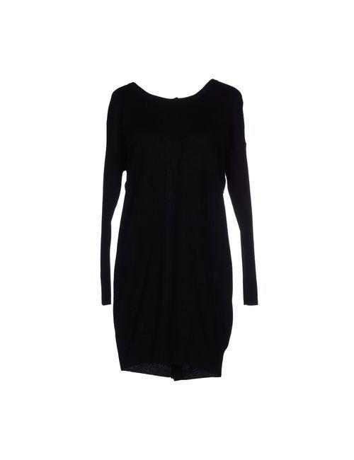 Eleven Paris | Женское Чёрное Короткое Платье