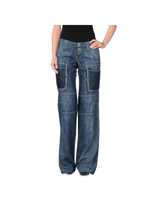 Kocca Jeans | Женские Синие Джинсовые Брюки