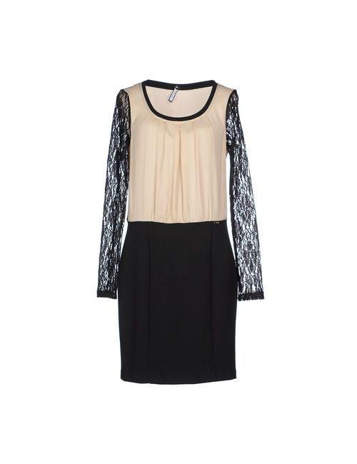 Fly Girl | Женское Чёрное Короткое Платье