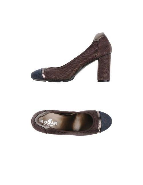 Hogan | Женские Медные Туфли