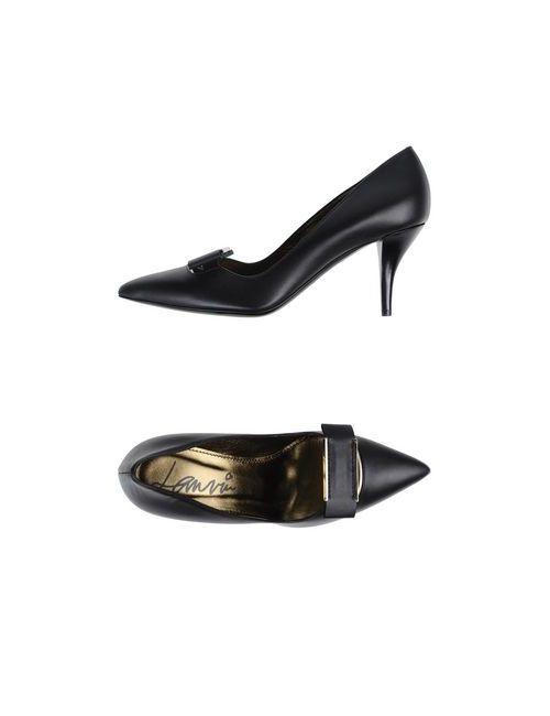 Lanvin | Женские Чёрные Туфли