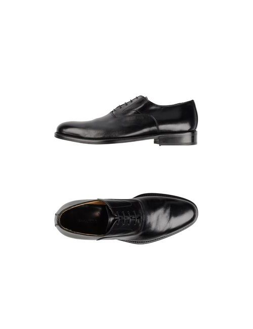 Migliore | Мужская Чёрная Обувь На Шнурках