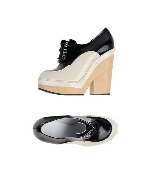 Jil Sander | Мужская Обувь На Шнурках