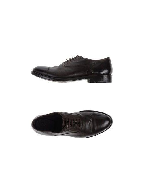 Henderson Fusion   Женская Коричневая Обувь На Шнурках