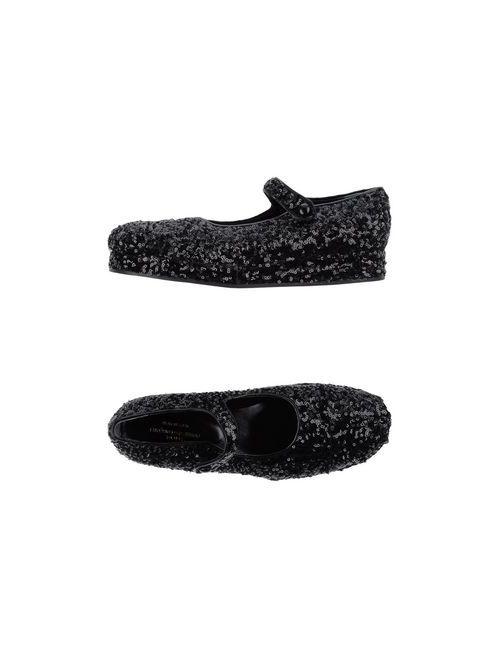 Tricot Comme des Garçons | Женские Чёрные Туфли