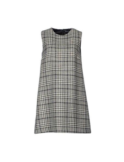 Dolce & Gabbana   Женское Чёрное Короткое Платье