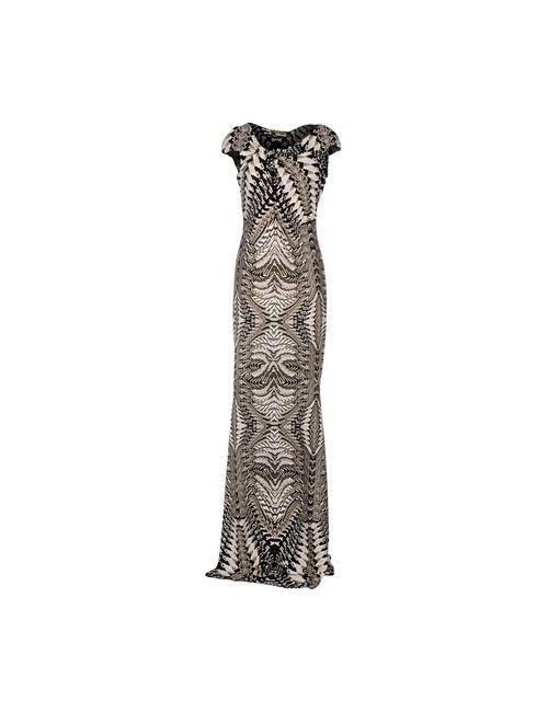 Roberto Cavalli   Женское Длинное Платье
