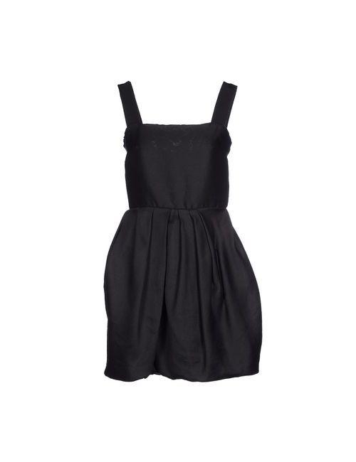 Golden Goose | Женское Черный Короткое Платье