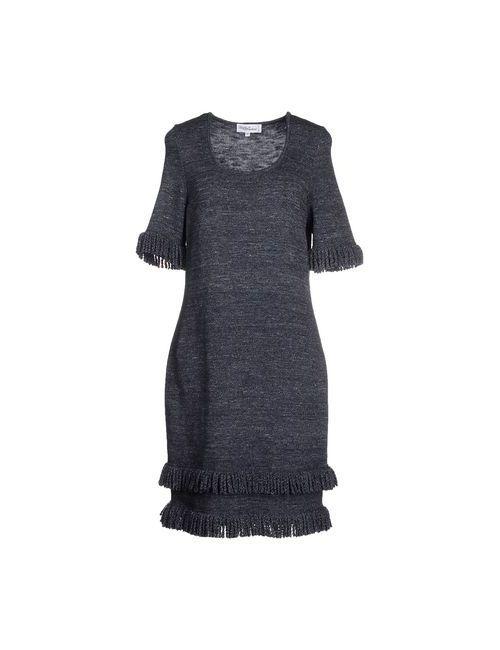 Walter Duchini | Женское Синее Короткое Платье