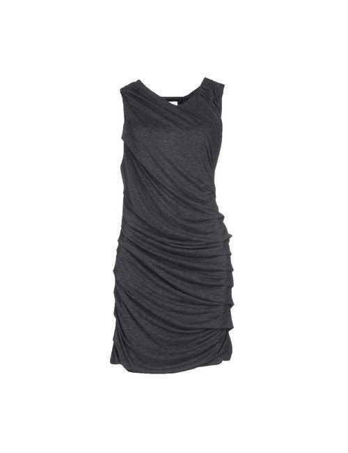 Jay Ahr | Женское Серое Короткое Платье