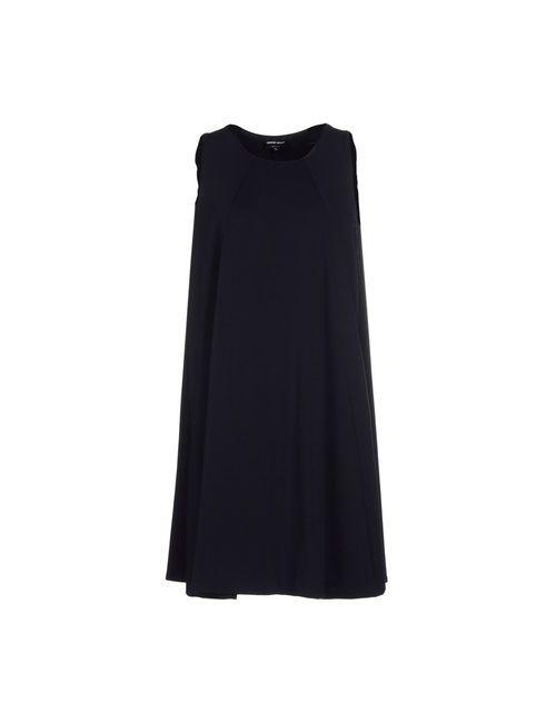 Giorgio Armani | Женское Синее Короткое Платье
