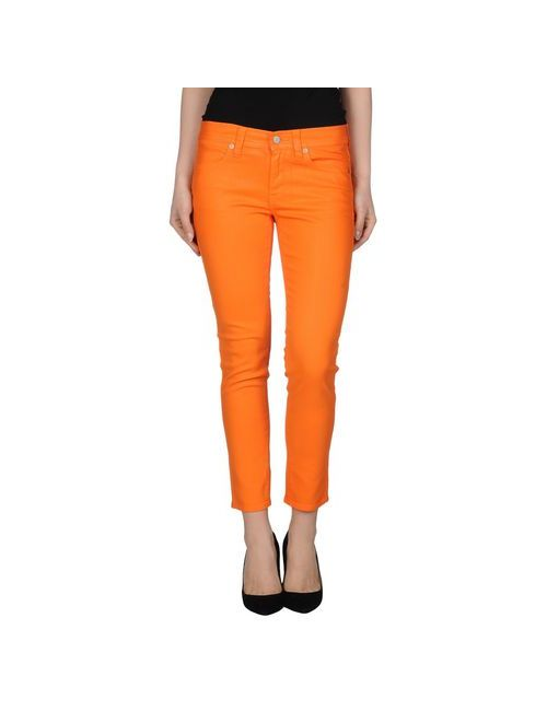 Ralph Lauren | Женские Оранжевые Джинсовые Брюки