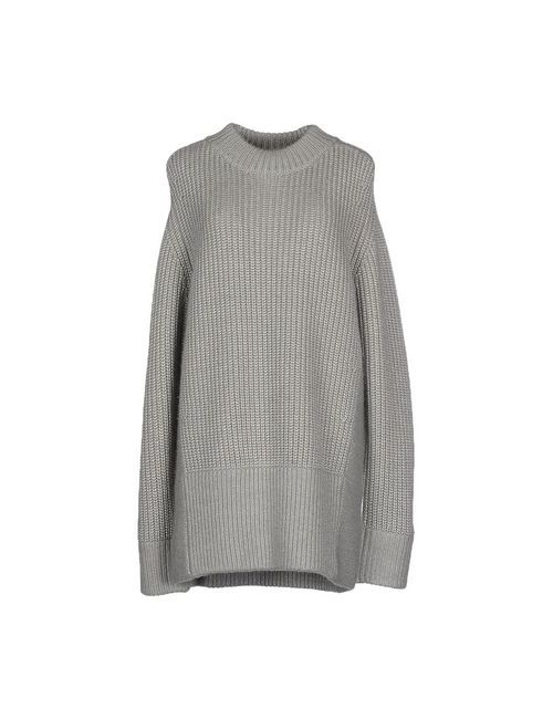 Reed Krakoff | Женское Серое Короткое Платье