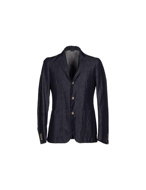 J.W. Tabacchi | Мужская Синяя Джинсовая Верхняя Одежда