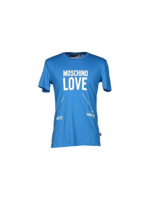 Love Moschino   Мужская Футболка