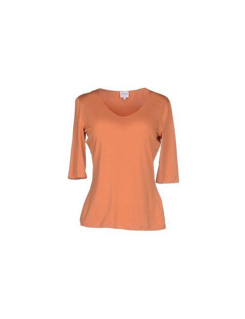 Armani Collezioni | Женская Оранжевая Футболка
