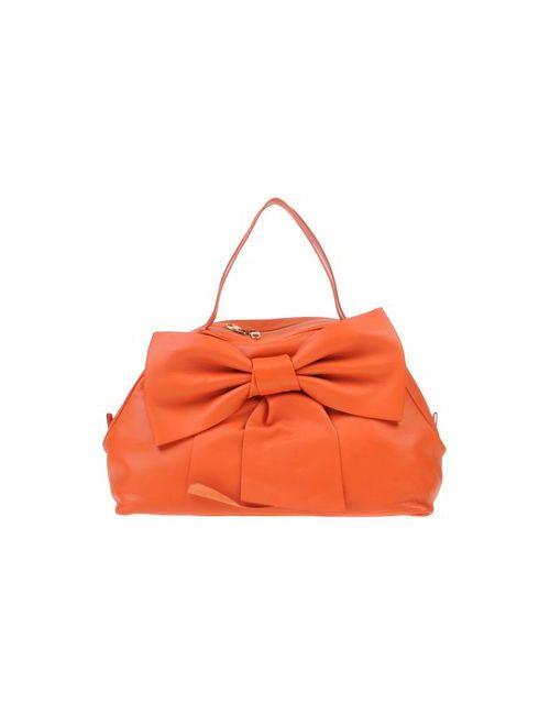 Red(V) | Женская Оранжевая Сумка На Руку