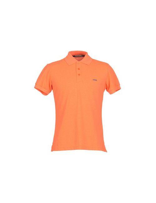 Dooa | Мужское Оранжевое Поло