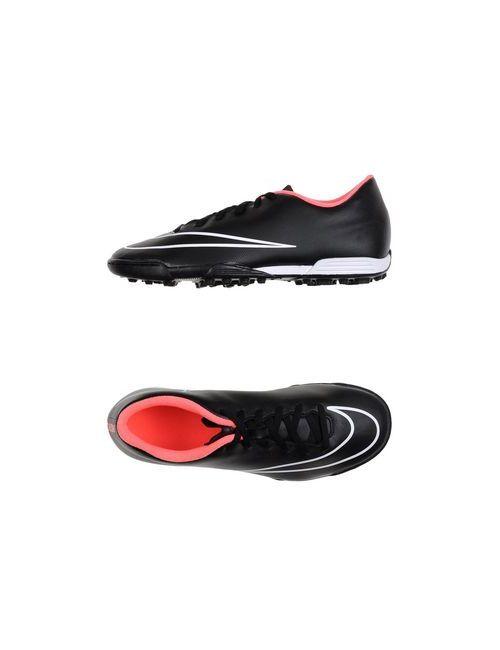 Nike   Женские Чёрные Низкие Кеды И Кроссовки