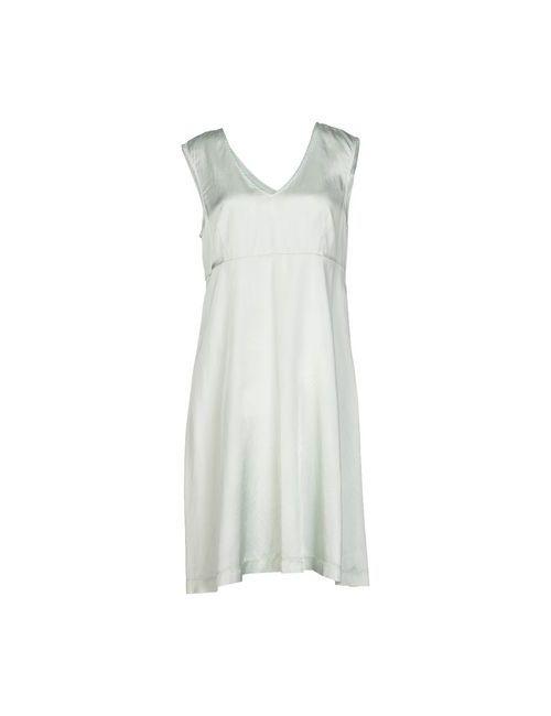L' Autre Chose | Женское Зелёное Короткое Платье
