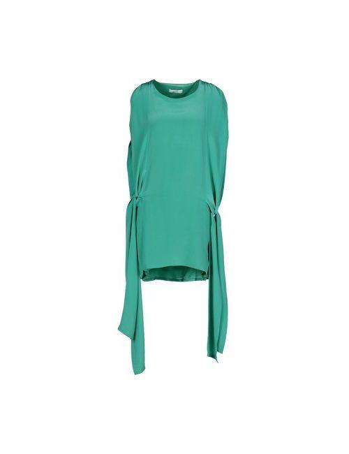 Ella Luna | Женское Зелёное Короткое Платье