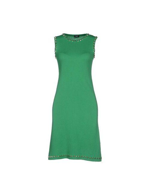 Snobby Sheep | Женское Зелёное Короткое Платье