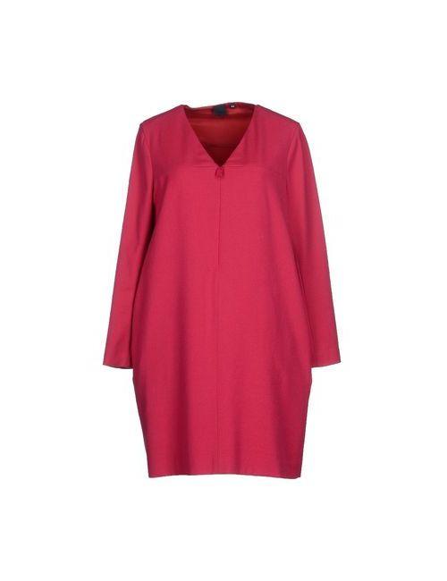 Aspesi | Женское Красное Короткое Платье